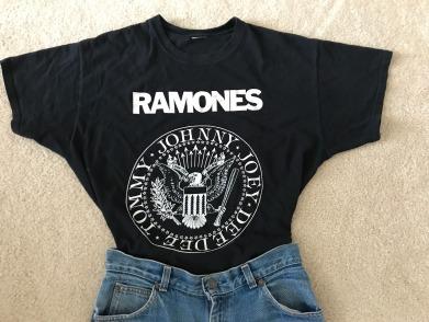 Original Ramones tee-shirt