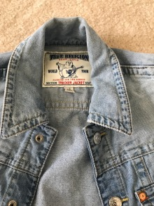 Jacket retails for over $200, purchased for $20.
