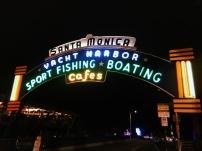 Santa Monica Pier!