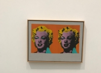 Andy Warhol at The Broad